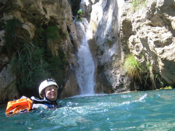 Sierra Nevada canyoning and trekking holiday, Spain