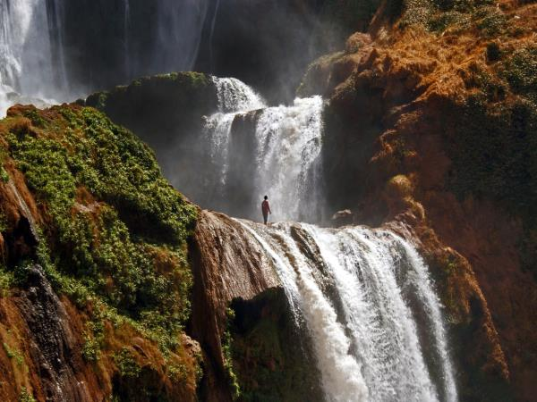 Canyoning holiday in Morocco