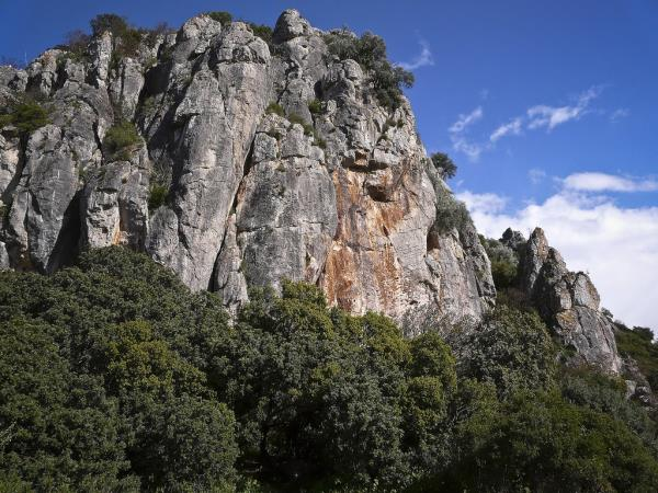 Rock climbing holiday in Andalucia