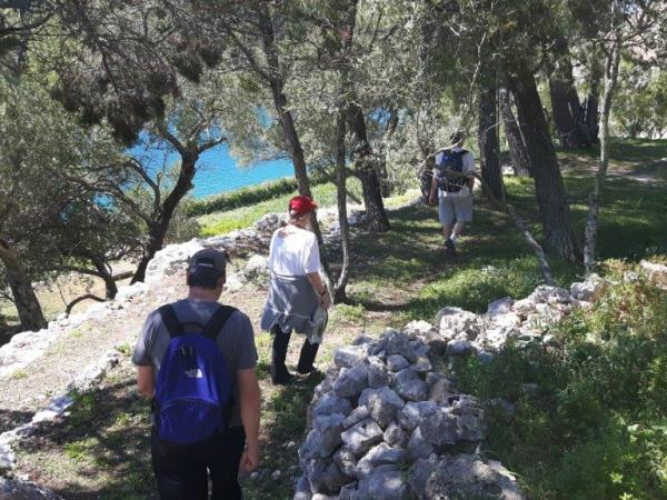 Walking holiday Croatia