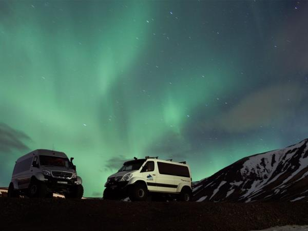 Iceland new year holiday, Northern Lights explorer