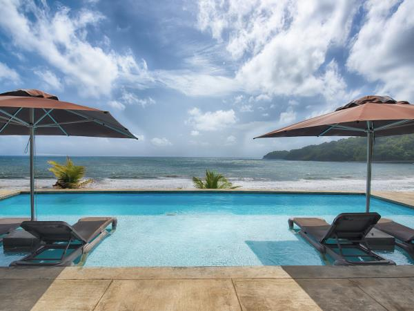 Dominica accommodation, Pagua Bay