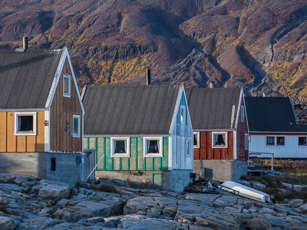 West Greenland photography tour