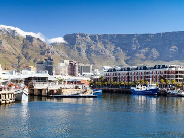 South Africa food & wine tour