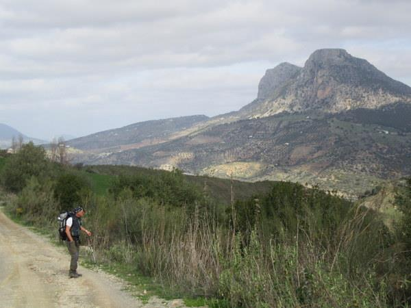 Walking holidays in Grazalema, Andalucia, Spain