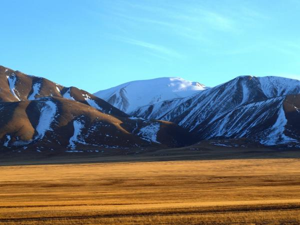 Western Mongolia tour, the Altai mountains & eagles