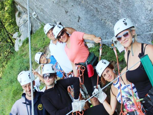 Family activity holiday in Montenegro