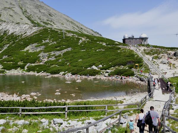 Tatra Mountains family holiday, Slovakia