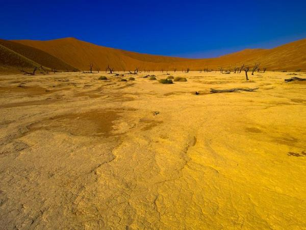 Namibia highlights tour