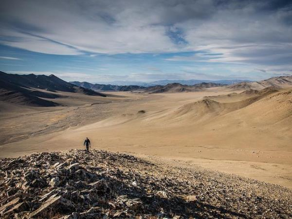 Mongolia adventure holiday