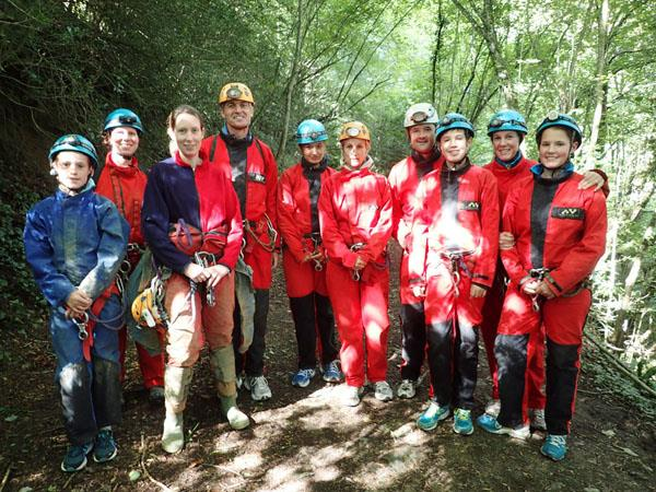 Pyrenees family activity holiday