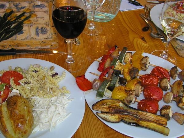 Vegetarian holidays in France