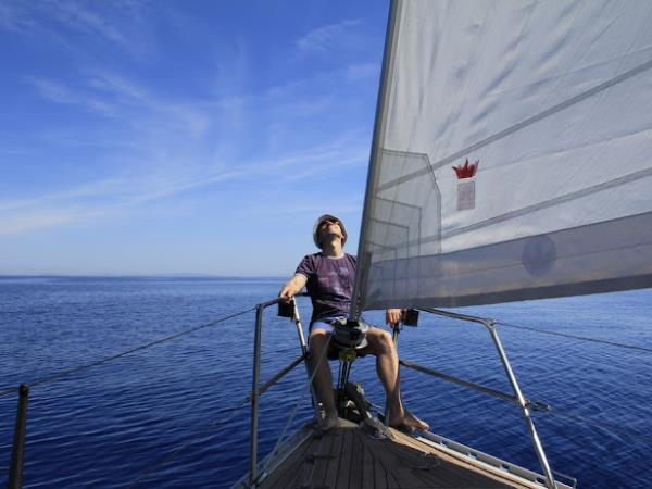 Sailing & conservation holiday in Greece