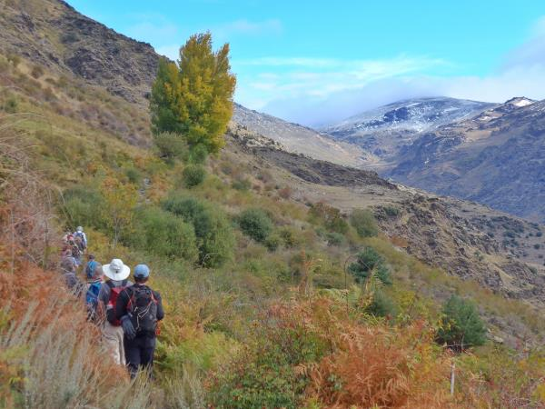 Las Alpujarras walking holiday, Spain