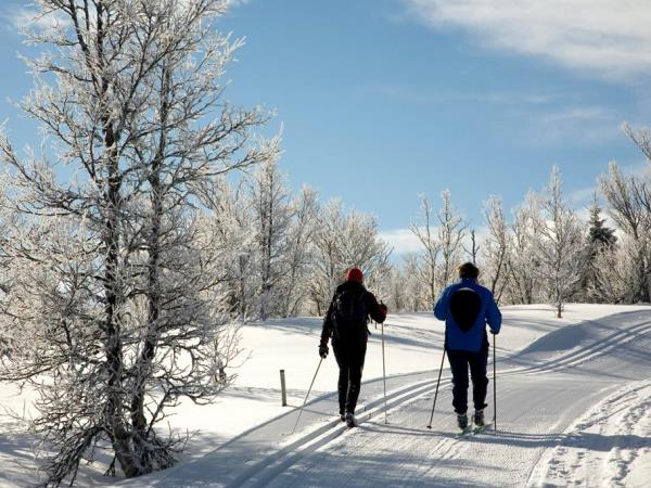 Peer Gynt ski touring holiday in Norway