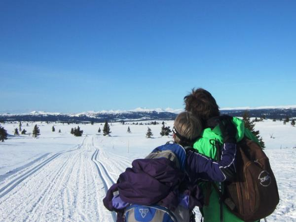 Norway cross country skiing holiday
