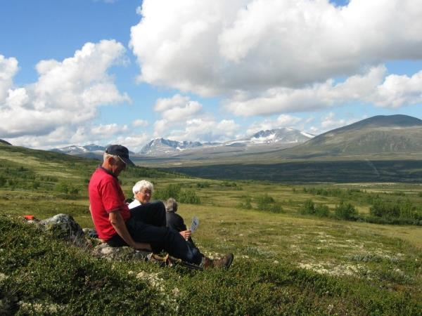 Walking holiday in Norway, Dovrefjell National Park