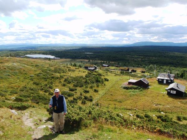 Norway walking holiday, Peer Gynt