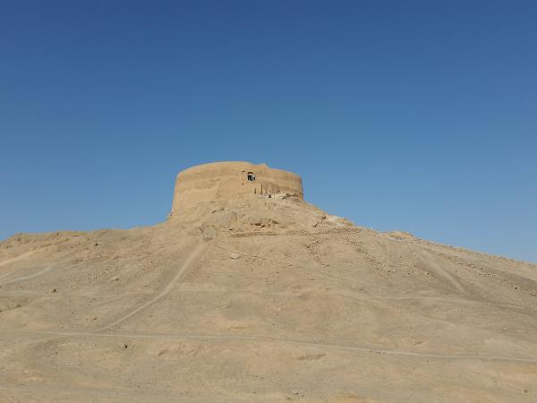 Iran holiday, private departure