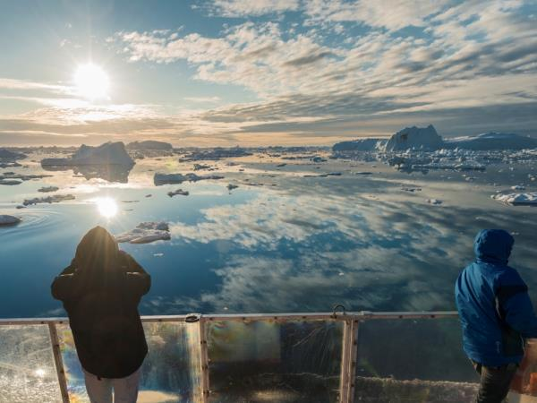 Arctic cruise to Greenland and Iceland