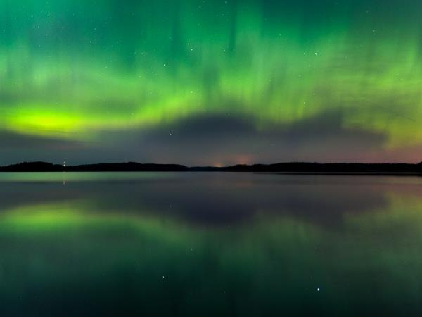 Northern Lights adventure holiday, Autumn special