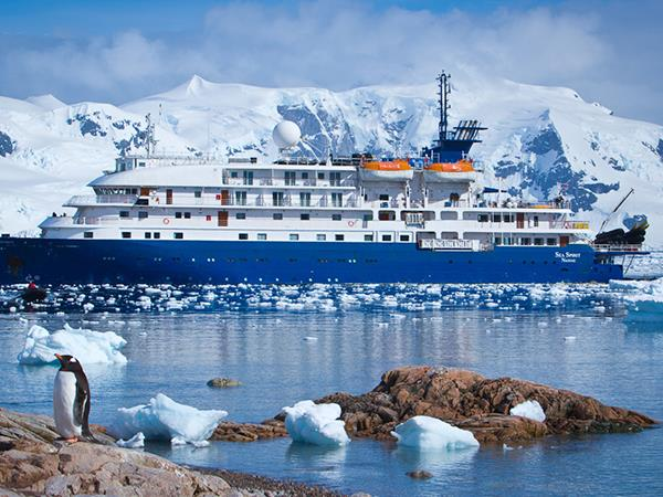 South Georgia and Falklands holiday, best of the southern ocean