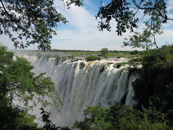 Overland tour from Cape Town to Victoria Falls