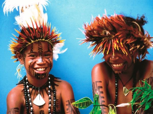 Papua New Guinea tour, cultures & customs