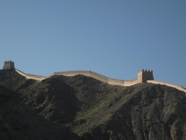 London to Beijing overland tour