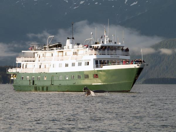 Inner Reaches Eastern Coves cruise in Alaska