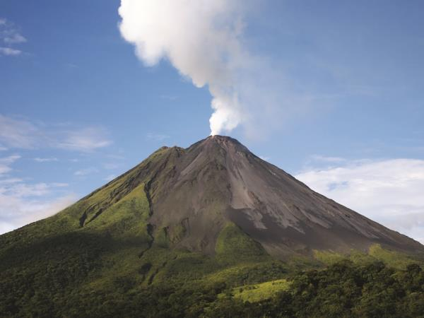 Costa Rica bespoke holiday, wildlife and volcanoes