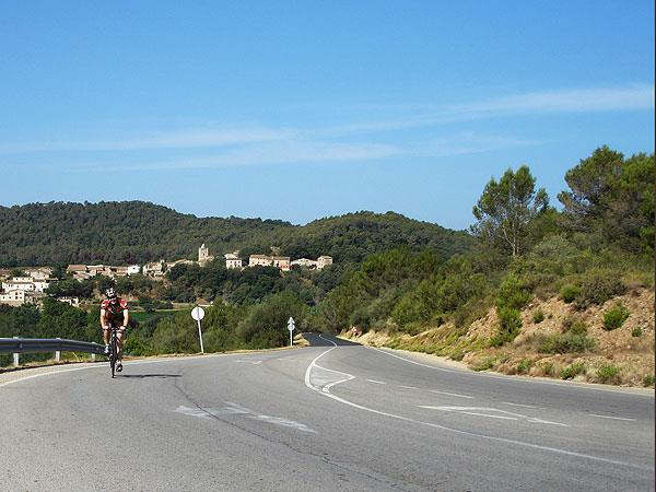 Catalonia self guided cycling tour, Spain
