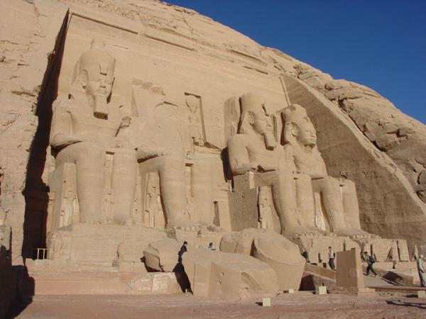 Egypt tour, Miracle of the Sun