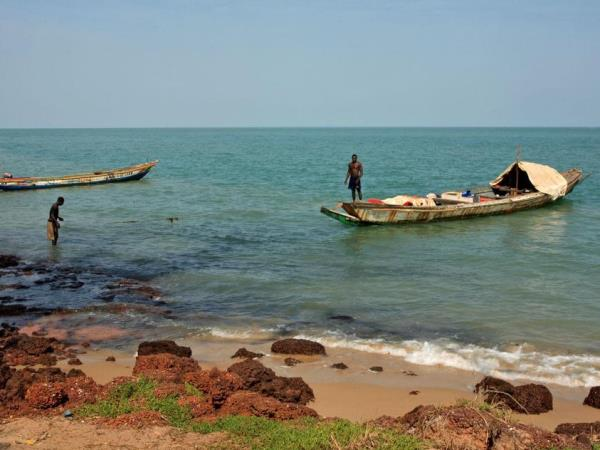 Guinea Bissau to the heart of the Sahara overland tour