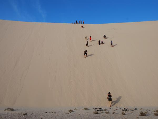 Morocco small group holiday, beach & gorges