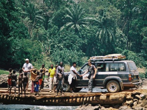 Cameroon holidays, wildlife and culture