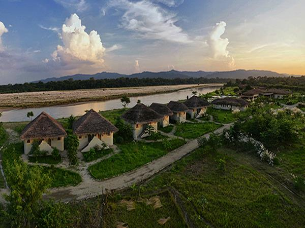 Chitwan accommodation, Nepal