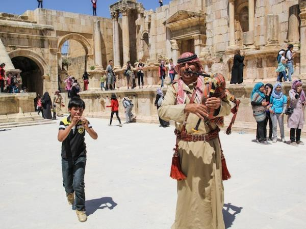 Jordan highlights tailor made holiday