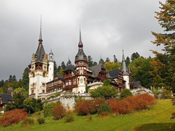 Transylvania self-drive holiday in Romania
