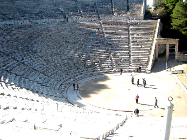 Classical Greece archeological holiday