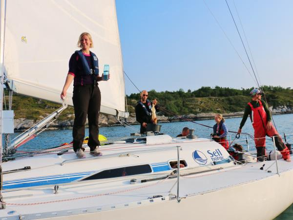 Sailing and activity holiday in Northern Norway