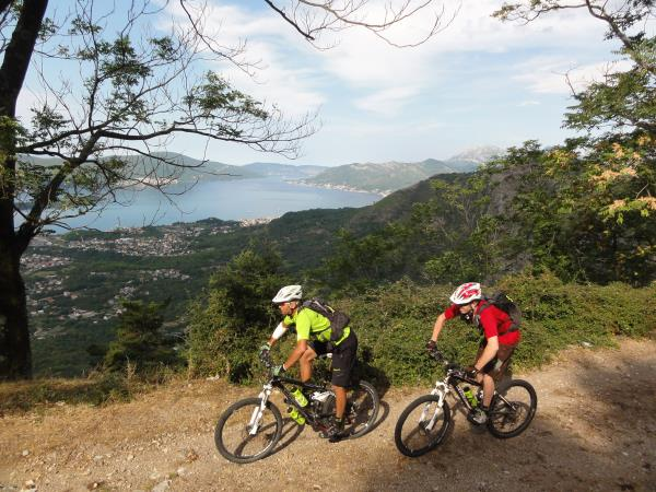 Montenegro mountain biking holidays, self guided