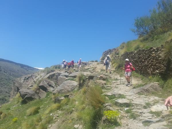 Walking holiday in Las Alpujarras, Spain