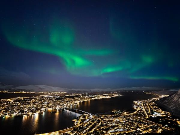 Northern Lights & arctic adventure holiday in Norway