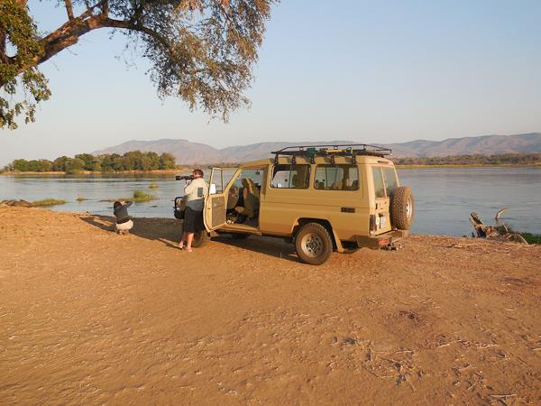 Malawi, Zambia and Zimbabwe expedition
