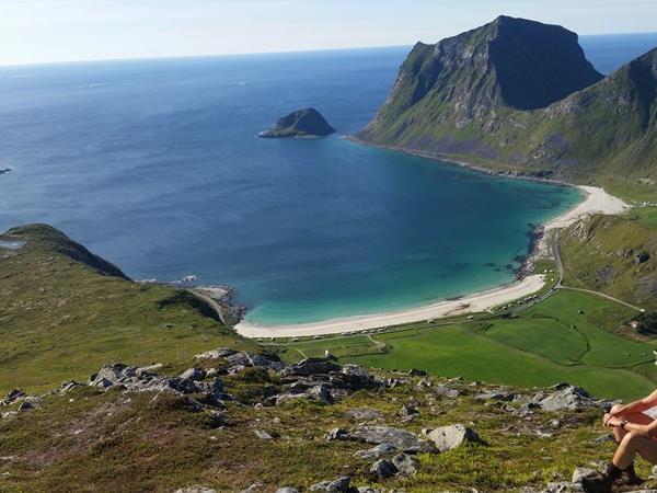 Lofoten Isles hiking holiday in Norway