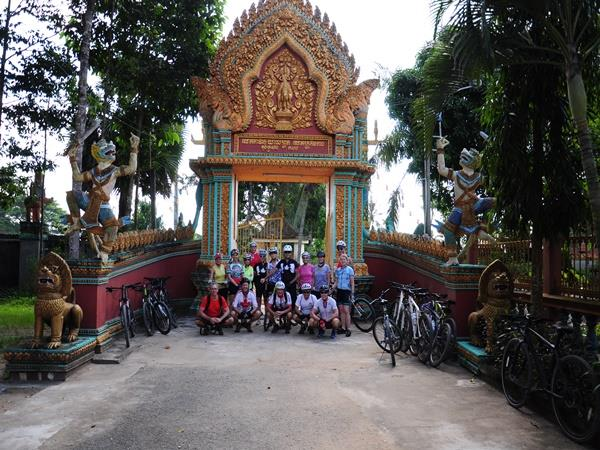 Vietnam cycling holiday, 14 days