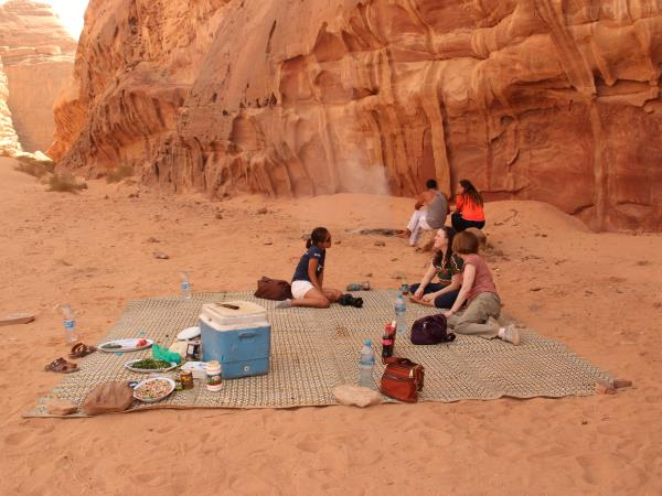 Jordan family holiday, The lost city of Petra