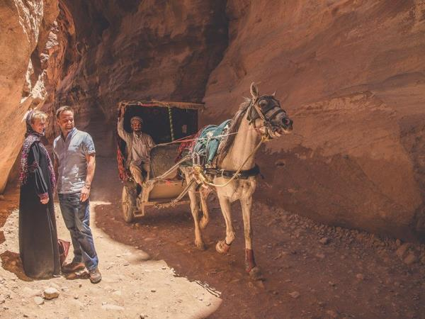 Jordan holiday, Petra and the Dead Sea