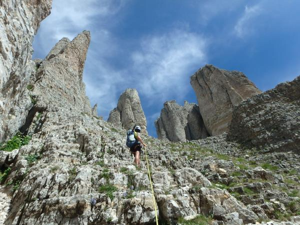 French Alps walking and mountaineering holiday